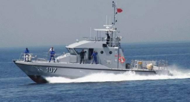 4 قوارب تستنفر البحرية الملكية في ساحل الناظور