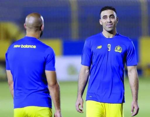 المغربي حمد الله يتوج أفضل لاعب في الدوري السعودي الممتاز