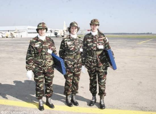 مفاجأة سارة وغير متوقعة للفتيات بخصوص مشروع الخدمة العسكرية في المغرب