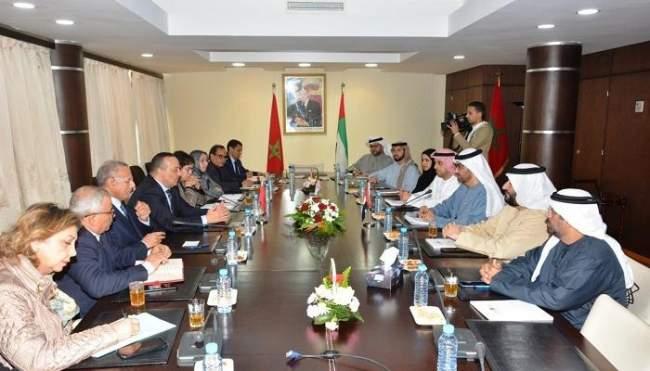 المغرب والإمارات يبحثان سبل تعزيز التعاون الإعلامي