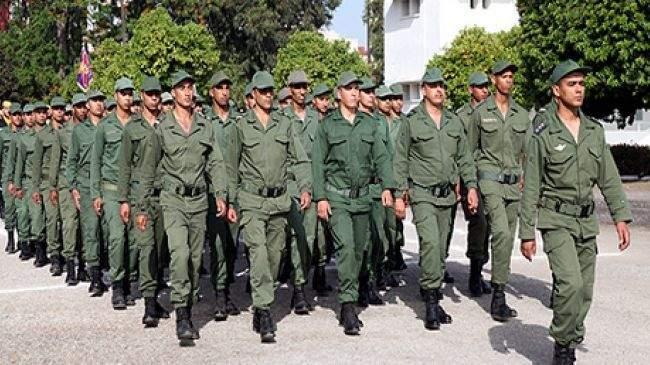 تفاصيل عن موعد استدعاء أول فوج من الشباب المغربي للتجنيد وعددهم ومكان تدريبهم