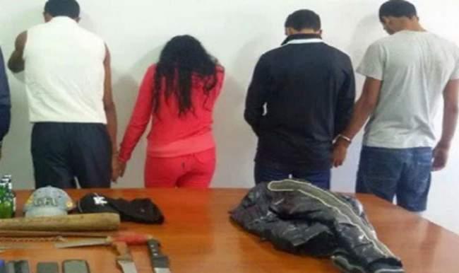 فتاة ضمن عصابة تستدرج ضحية نواحي مكناس لتنتهي القضية على هذا المنوال!