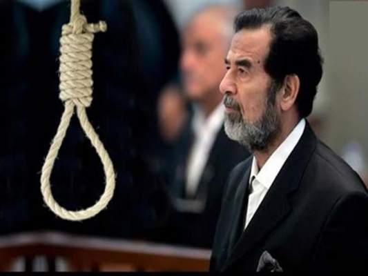أسرار تكشف للمرة الأولى... ماذا فعل حراس صدام حسين قبل إعدامه وماذا قال لهم