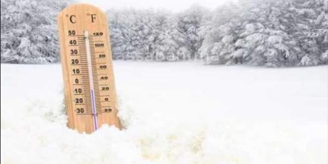 الجمعة..الطقس يزداد برودة والمحرار يسجل 6 درجات تحت الصفر