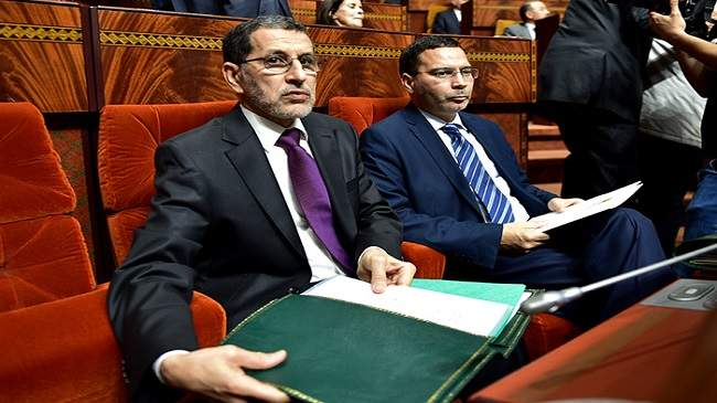نصف ولاية انقضت..العثماني يقدم حصيلته أمام البرلمان