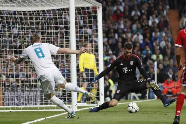 ريال مدريد يتعاقد مع مهاجم مغربي