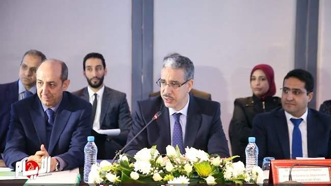 """الرباح ل""""الأيام24"""": المغرب حقق دينامية كبيرة في مجال الطاقة والمعادن"""