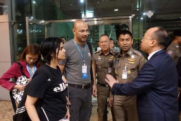 بعد خاشقجي.. شابة سعودية تهرب إلى تايلاند وتشعل أزمة والأمم المتحدة تدخل على الخط