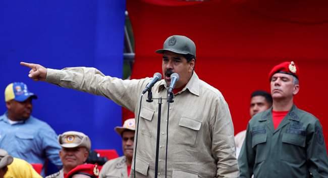 محاولة للإطاحة بالرئيس الفنزويلي مادورو بعد هذه التطورات!