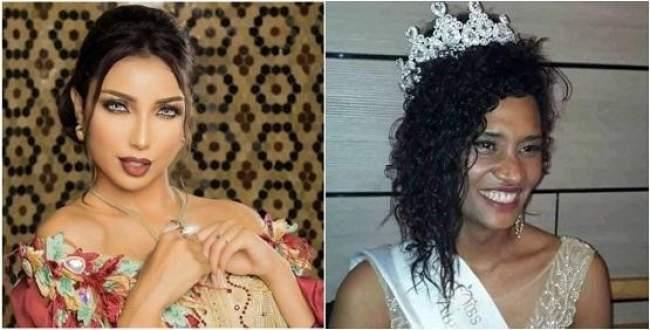 """وصفوها بـ""""القبيحة"""" بسبب مظهرها..بطمة تنتفض دفاعا عن ملكة جمال الجزائر"""