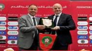 رئيس الفيفا يكشف رأيه بخصوص مونديال مشترك بين المغرب وإسبانيا والبرتغال