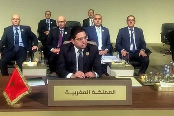 لقاءات مكثفة لبوريطة مع وزراء الخارجية العرب في بيروت