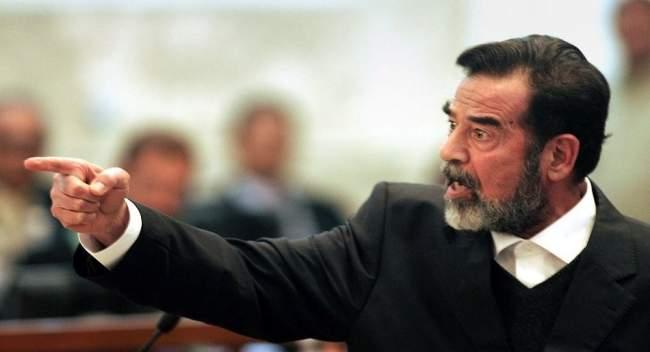 تسجيل نادر بصوت صدام حسين..آخر ما قاله في سجنه قبل إعدامه!
