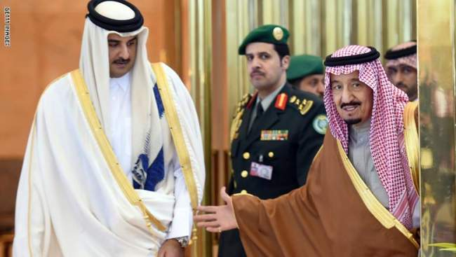 """قطر ترد على """"أكبر هدية"""" سعودية للمغرب !"""