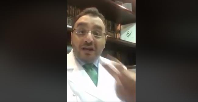 فيديو : طبيب مختص يكشف معطيات مثيرة وغير مسبوقة عن الانفلونزا ''القاتلة''