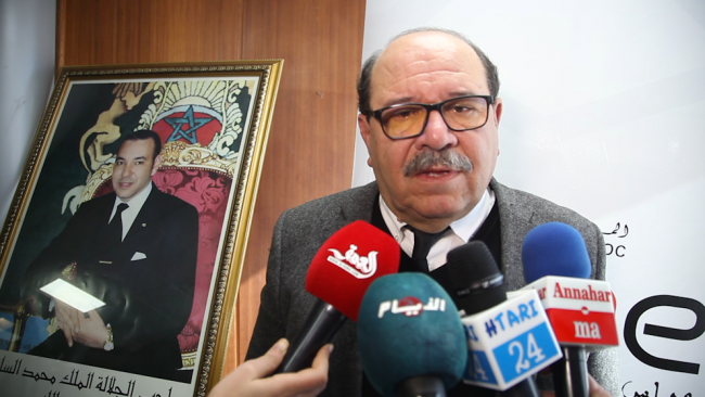 مجلس الجالية المغربية حاضر بقوة في المعرض الدولي للنشر والكتاب بالبيضاء