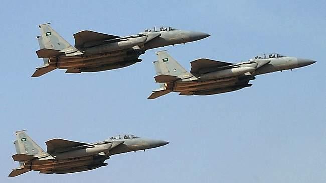 السعودية حرّكت مقاتلاتها للتصدي لتركيا على الحدود السورية