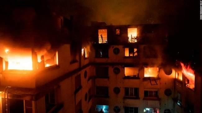 اختفت منذ الحادثة.. مقتل شابة مغربية في حريق باريس
