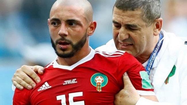 القرار الصادم..مدرب النصر السعودي يفاجئ المغربي أمرابط