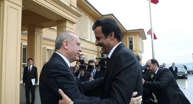 """بعد """"الطائرة الفارهة""""... قطر تقدم هدية ثانية لأردوغان"""