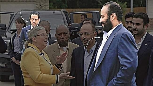 وزير سعودي يلمّح إلى مقتل قاتل خاشقجي وذراع بن سلمان