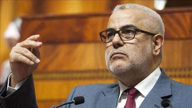 """بنكيران يهدد بمغادرة المغرب ويقول: """"ما غاديش يبقاش عندي الوجه"""""""