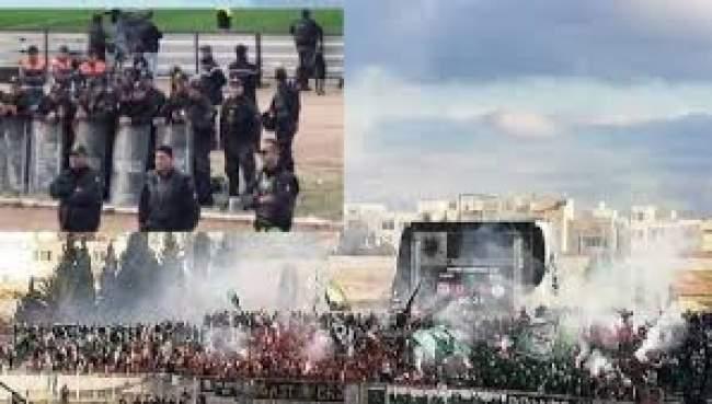 شاهد كيف تعاملت الشرطة التونسية مع نشيد في ''بلادي ظلموني '' (فيديو)