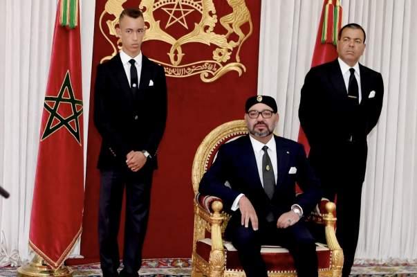 """الملك يستقبل المدير العام الجديد لصندوق """"إثمار الموارد""""!"""
