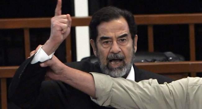 سر الاحتفاظ بدم صدام حسين في الثلاجة..تفاصيل خطيرة تكشف للمرة الأولى!