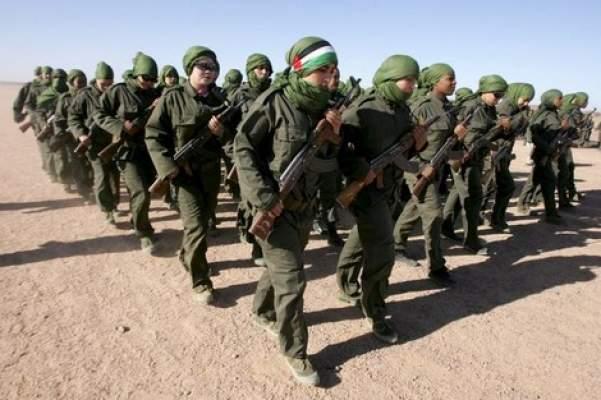 """خطوة عسكرية """"خطيرة"""" تفعلها الجزائر تجاه البوليساريو"""