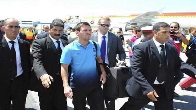 """"""" لا تقتربوا من ميسي""""..شروط غريبة من الاتحاد الأرجنتيني لمواجهة المغرب"""