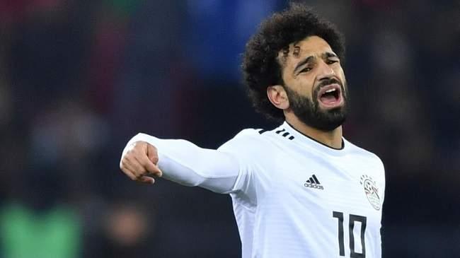 استبعاد محمد صلاح من تشكيلة المنتخب المصري