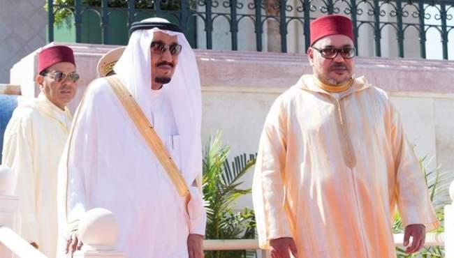 الرسالة التي بعثها الملك محمد السادس للعاهل السعودي بعد سحب السفير من الرياض