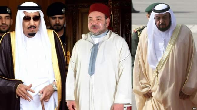 """تسريب رد المغرب على السعودية والإمارات و""""ما خفي كان أعظم""""!"""