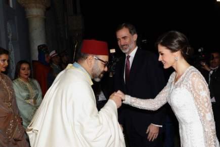 الهدية الثمينة والمفاجئة التي قدمها الملك محمد السادس إلى ملكة إسبانيا!