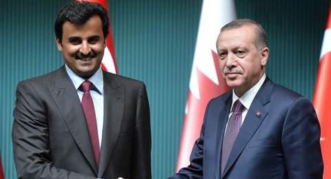 أمير قطر وأردوغان يردان بعد التطورات الأخيرة بين المغرب والسعودية