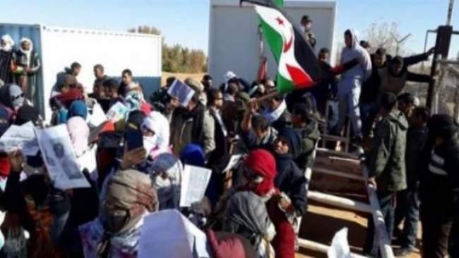 احتجاجات ضد البوليساريو بتندوف بعد هذه التطورات المفاجئة