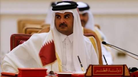 قطر تخرج عن صمتها وتكشف حقيقة رسالة الملك سلمان إلى أميرها