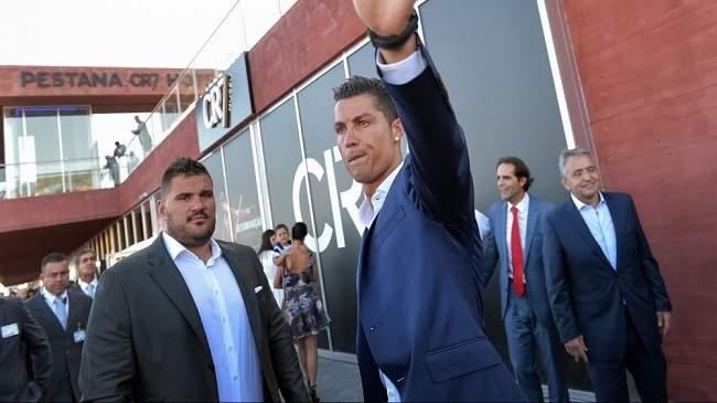 بالصور.. شاهد من الداخل فندق رونالدو في مراكش