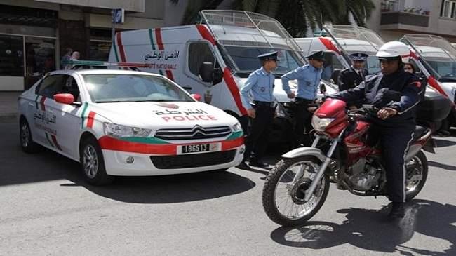 """الشرطة تطلق 5 رصاصات لردع """"مجرم"""" هاجم عناصر الأمن"""