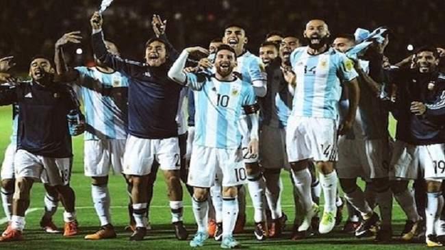 مدرب الأرجنتين يصدم المغاربة قبل مواجهة الأسود