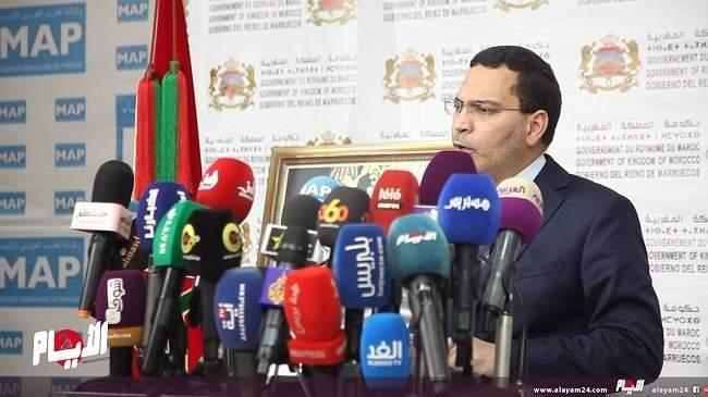 الخلفي: ليس هناك أي اتفاق مع إسبانيا لترحيل القاصرين المغاربة