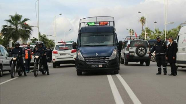 أمن تطوان يعتقل شخصين أحدهما من ذوي السوابق