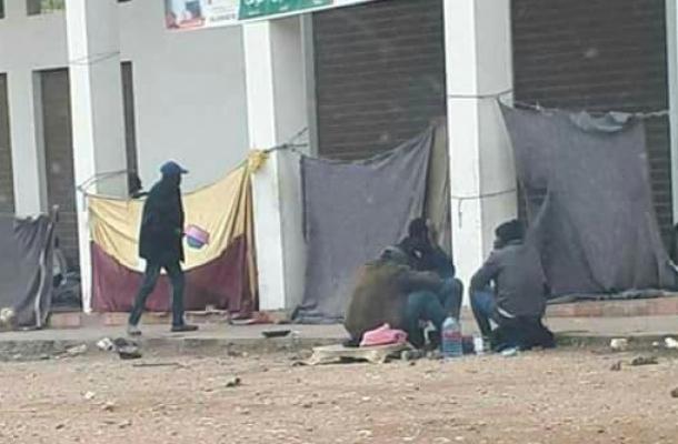 أكادير.. تفكيك مخيم عشائي لمهاجرين في وضعية غير قانونية