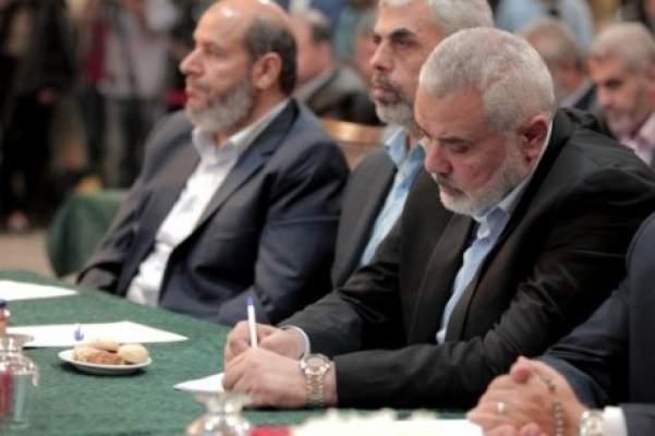 احتدام أزمة الثقة داخل قيادة حماس