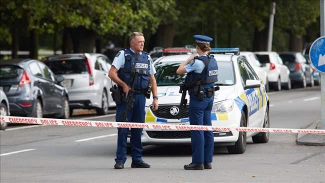 عاجل.. شرطة نيوزيلاندا تدعو إلى إغلاق كل المساجد الى اشعار آخر