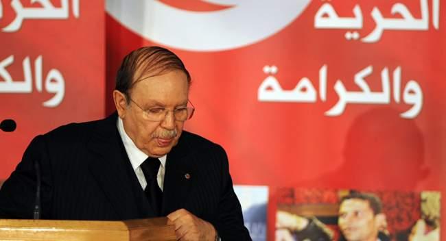 بوتفليقة يعتزم التنحي عن رئاسة الجزائر والجيش يصدر بيانا عاجلا!