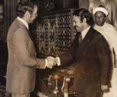 عندما توصل الراحل الحسن الثاني وبوتفليقة إلى اتفاق بخصوص الصحراء