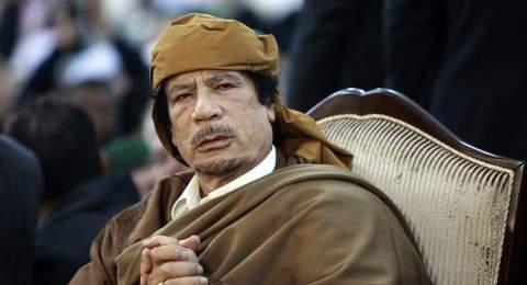 تفاصيل القضاء على القذافي وهذه قصة المغرب في التقرير السري!