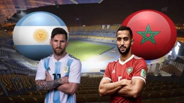 مفاجأة غير متوقعة بخصوص مبارة المغرب والأرجنتين